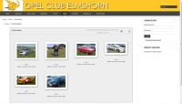 Opel Club Elmshorn - Fotos