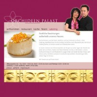 Orchideenpalast - Catering