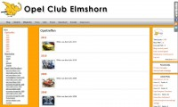 Opel Club Elmshorn - Fotos