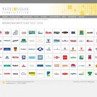 Marke + Slogan - Startseite